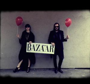 Video aniversar Lil & Andrei, Harper's Bazaar pentru Molecule F