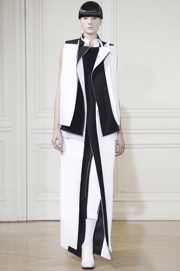Rad Hourani Unisex Haute Couture Collection#10