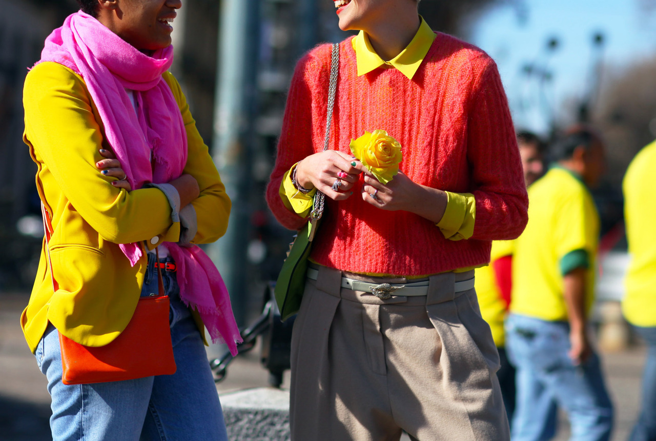 streetstyle color