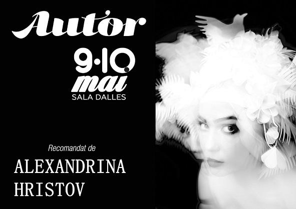 AUTOR 13 recomandat de Alexandrina Hristov