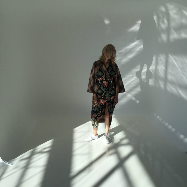Noemi Meilman wearing Le Petit Indigent