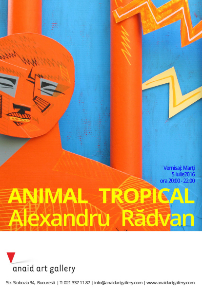 ALEXANDRU RADVAN | Animal Tropical
