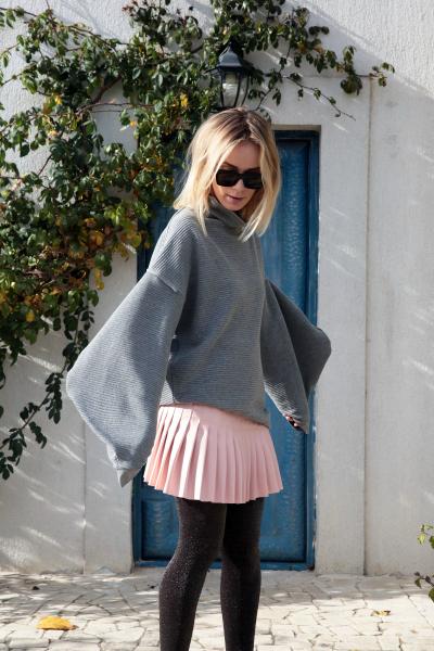 How To Hype: Hai sa purtam culori si iarna!