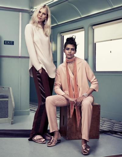 H&M ii aduce impreuna pentru sarbatorile acestea pe Wes Anderson si Adrien Brody