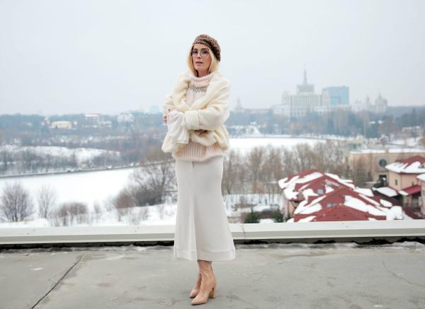 How To Hype: De ce sa porti alb si pasteluri iarna